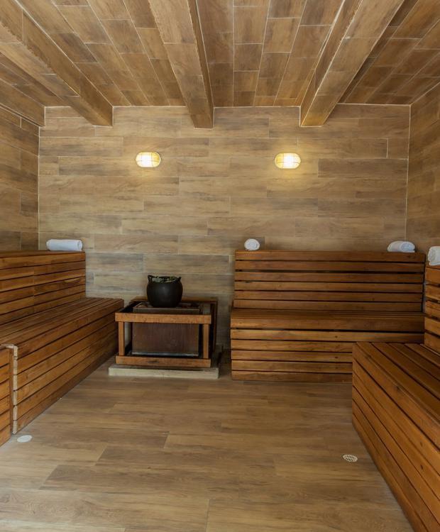 Sauna GHL Relax Hotel Club El Puente Girardot