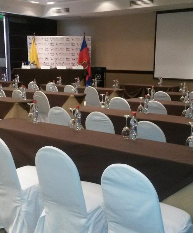 Atacazo Event Room Sheraton Quito Hotel Quito