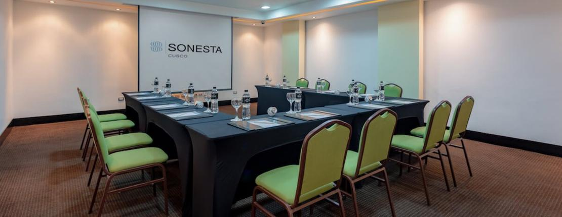 Events sonesta hotel cusco