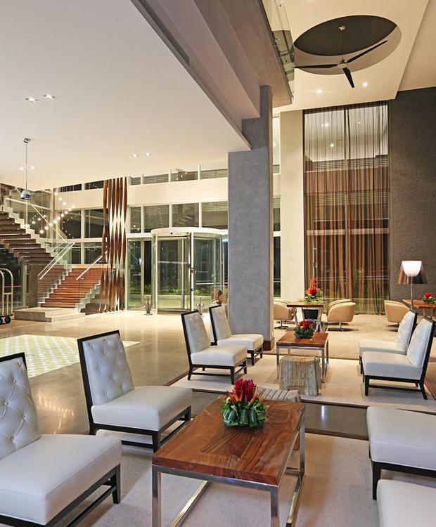 Lobby Sheraton San José Hotel San José