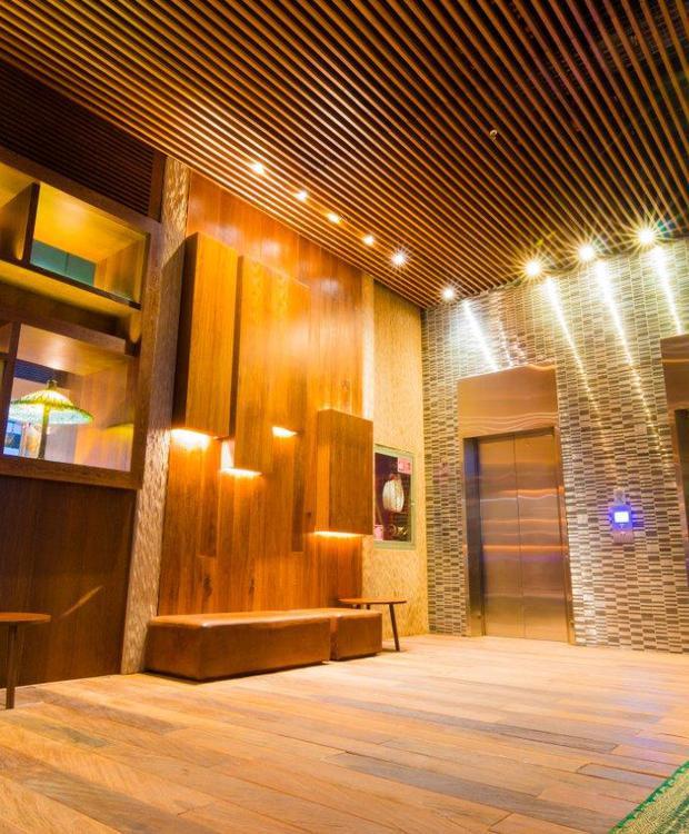 Ascensores Bioxury Hotel Bogotá