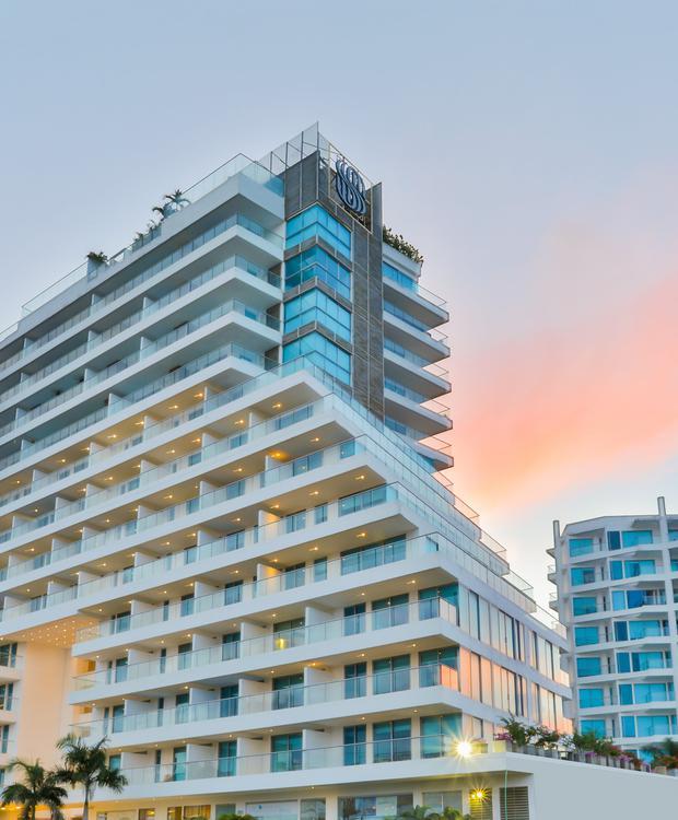 Facade Sonesta Hotel Cartagena Cartagena de Indias