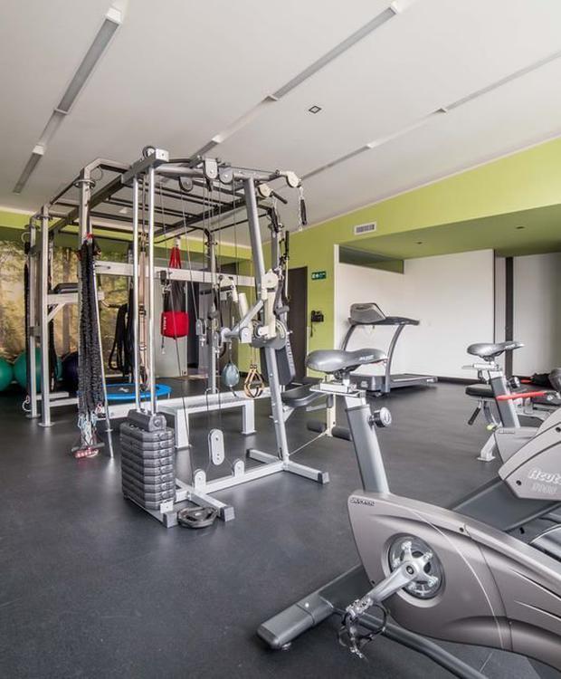 Fitness center Biohotel Organic Suites Bogotá