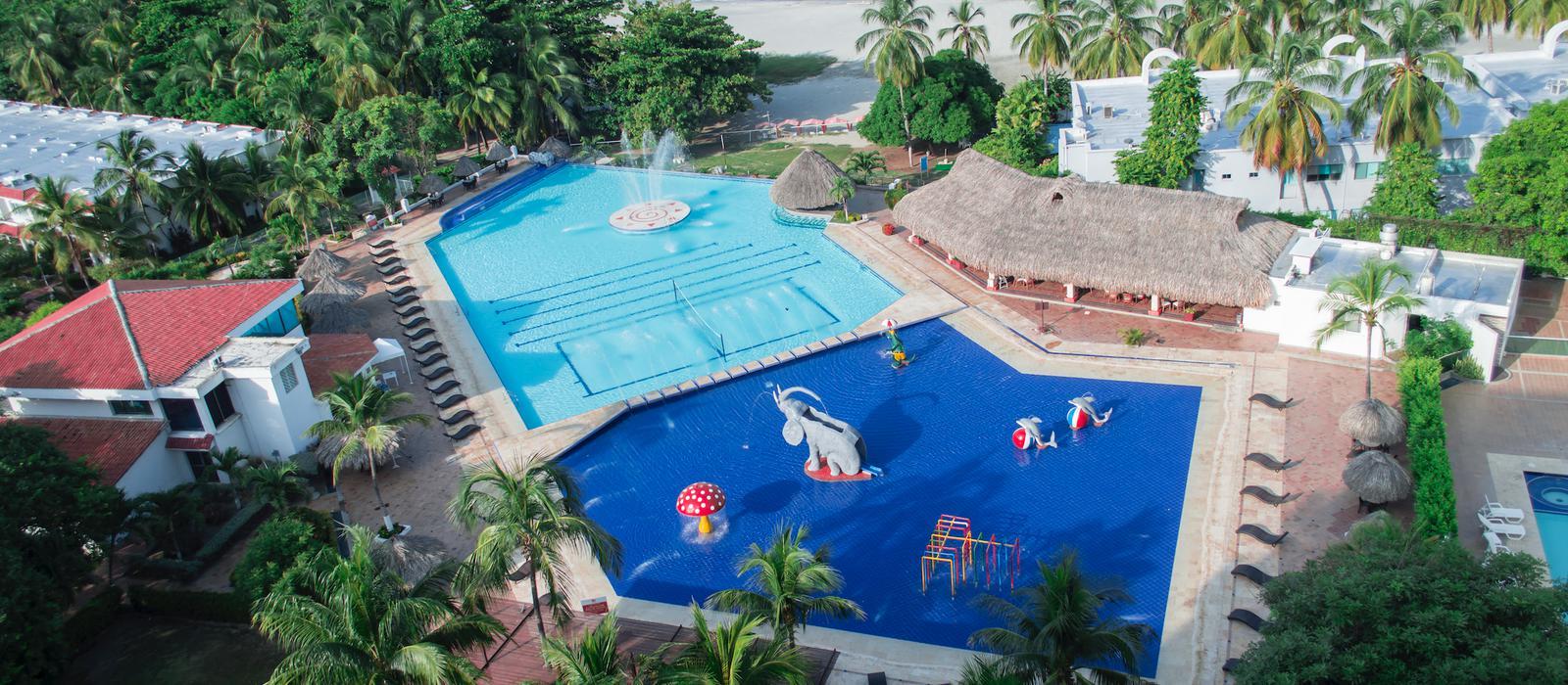 Ghl Relax Costa Azul Hotel Santa Marta Colombia