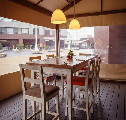 Terrace by Cook´s GHL Hotels