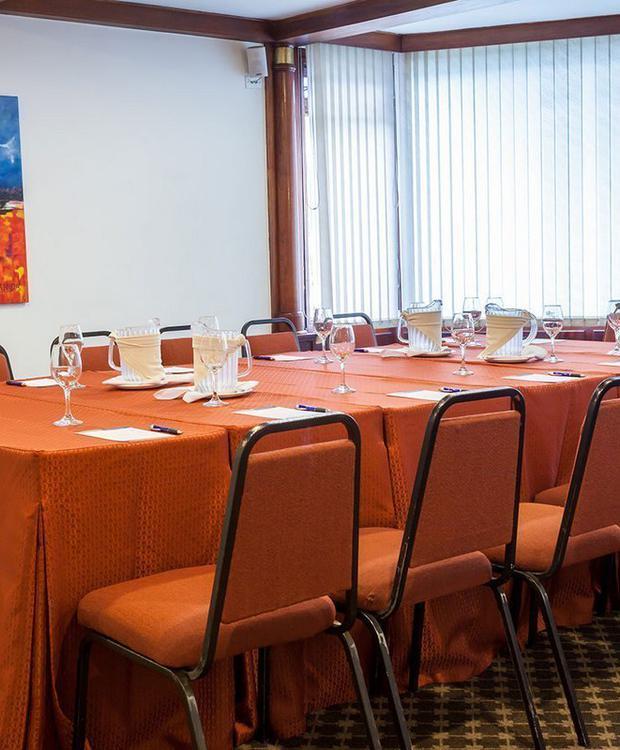Meeting Room GHL Style Hotel Belvedere Bogota