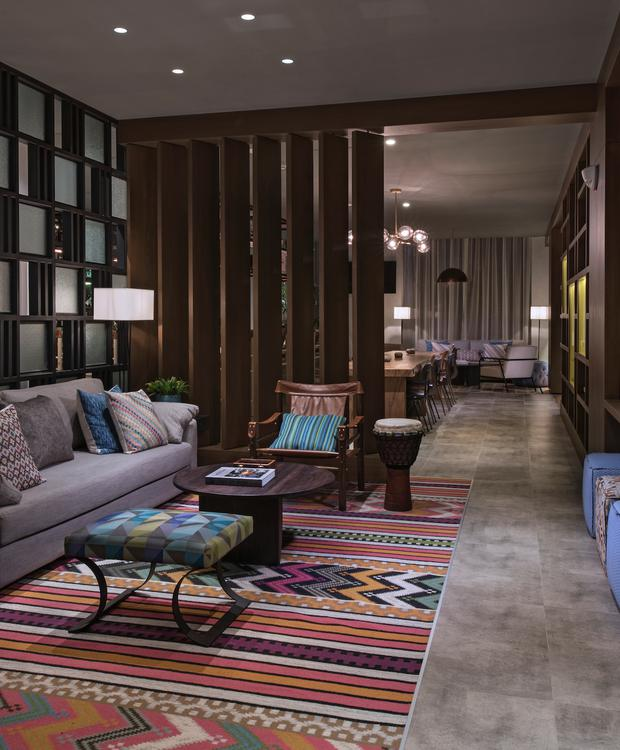 Zeis Bar Hyatt Centric Guatemala City Hotel Guatemala City
