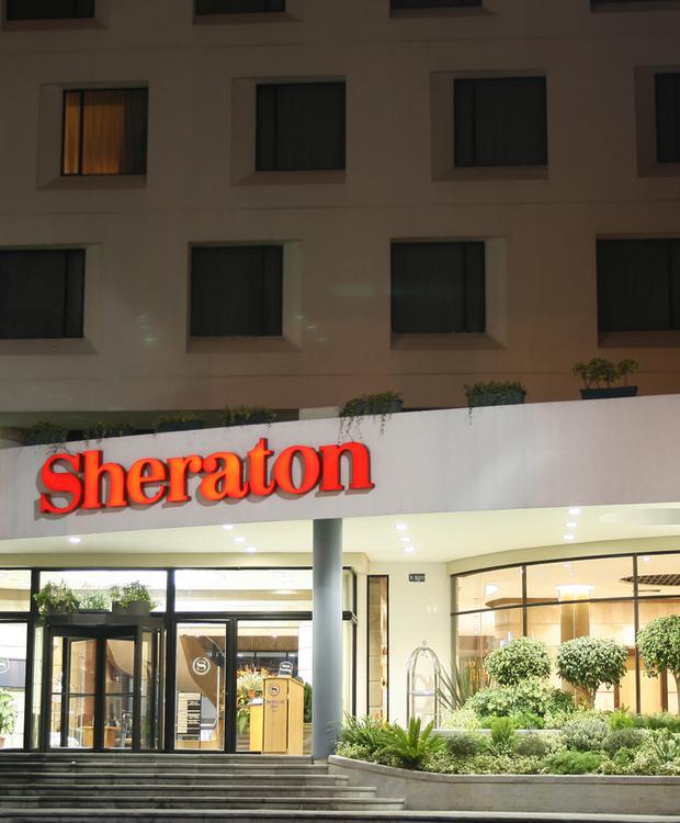 Facade Sheraton Quito Hotel Quito