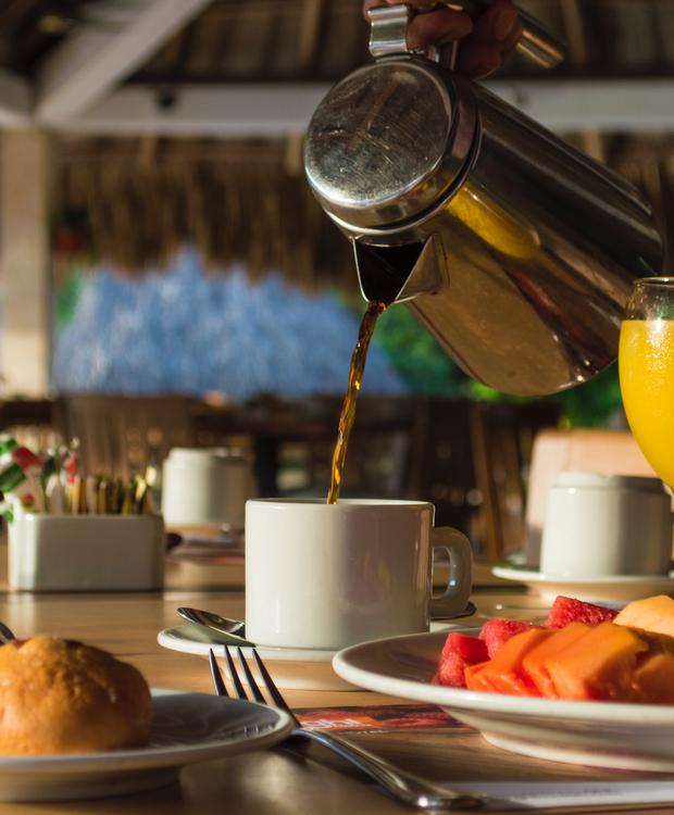 Food and drinks GHL Relax Costa Azul Hotel Santa Marta