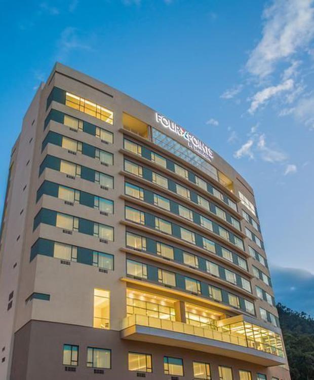 Facade Four Points by Sheraton Cuenca Hotel Cuenca