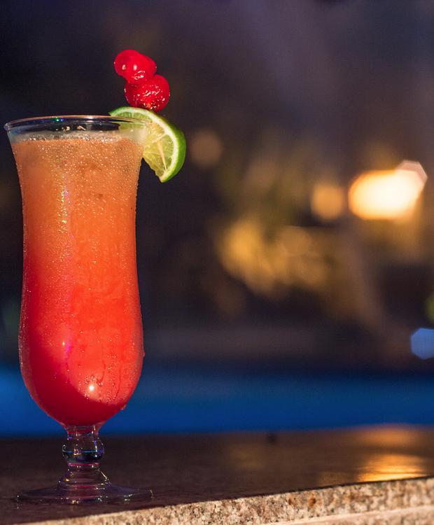 Food and drinks Relax Costa Azul Hotel GHL Santa Marta