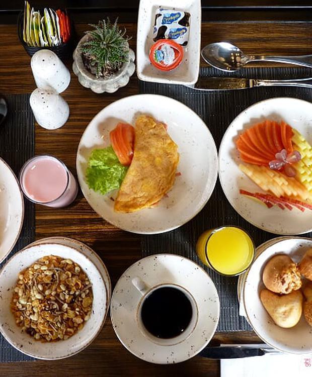 Breakfast GHL Style Hotel Bogotá Occidente Bogota
