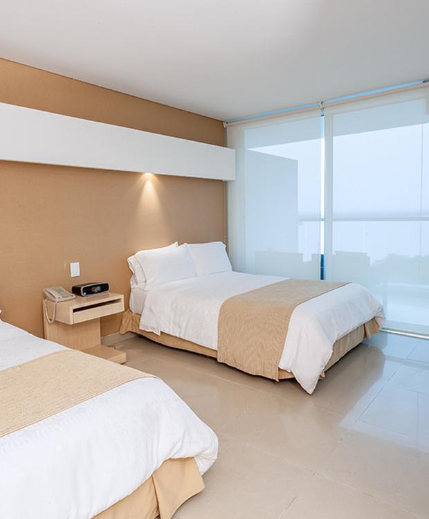 Double room Sonesta Hotel Cartagena Cartagena de Indias