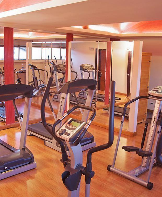 Gym GHL Abadía Plaza Hotel Pereira