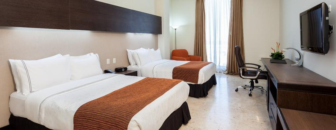 Rooms ghl barranquilla hotel