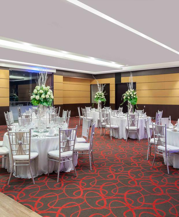 Guayacan Room Four Points by Sheraton Cali