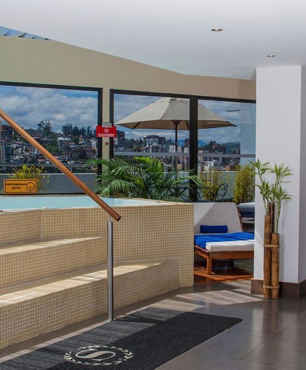Swimming Pool Sheraton Quito Hotel Quito