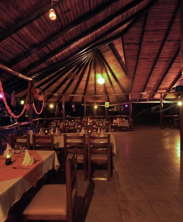 Restaurant Orkidea Orkidea Lodge Puyo