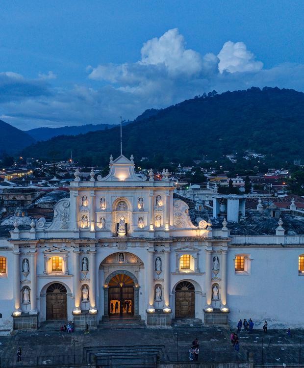 Old Cathedral Hyatt Centric Guatemala City Hotel Guatemala City
