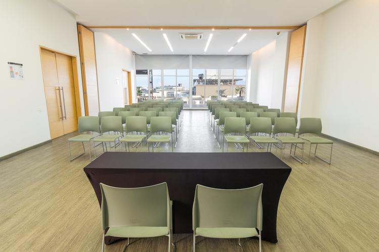 Meeting room ghl style hotel yopal