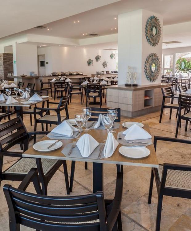 Restaurant Relax Corales de Indias Hotel GHL Cartagena de Indias