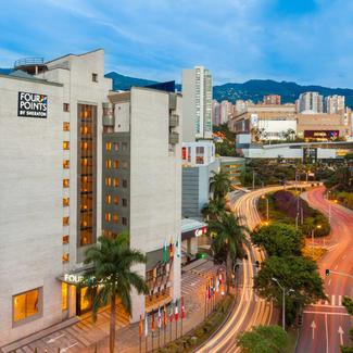 DIRECT CONNECTION Four Points By Sheraton Medellín Hotel Medellín