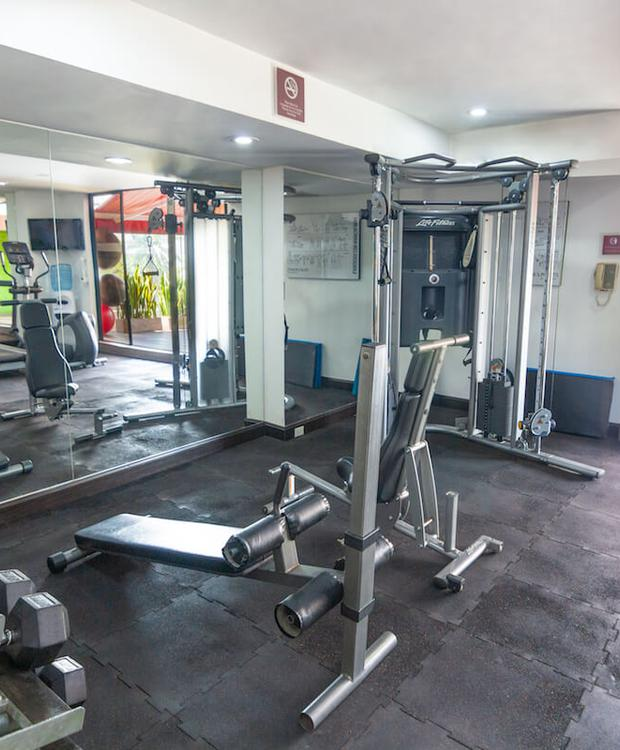 Gym Hotel Four Points By Sheraton Cali Cali