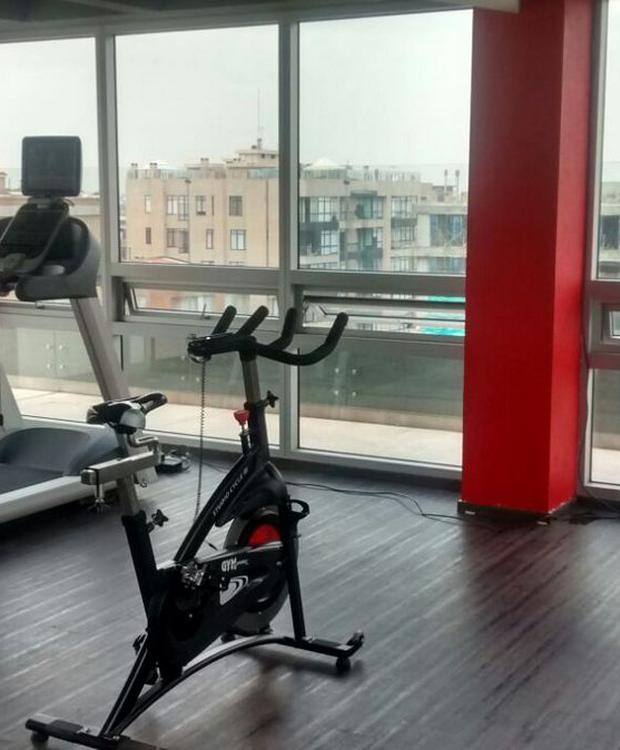 Gym Hotel Four Points By Sheraton Bogotá Bogotá