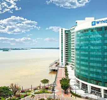 Facade Wyndham Guayaquil Hotel Guayaquil