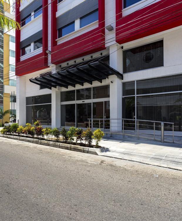 Entrance Hotel Park Inn By Radisson Barrancabermeja Barrancabermeja