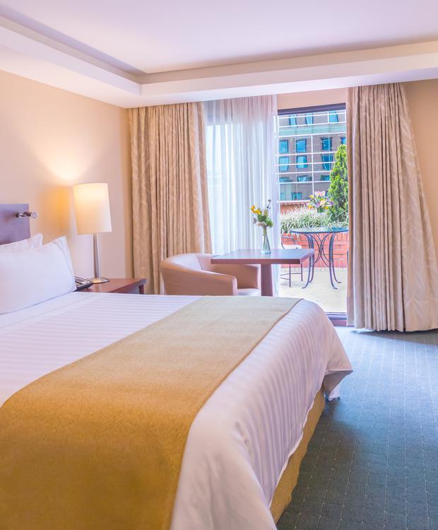 Room GHL Capital Hotel Bogotá