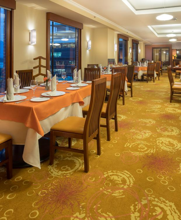 Restaurant GHL Capital Hotel Bogotá