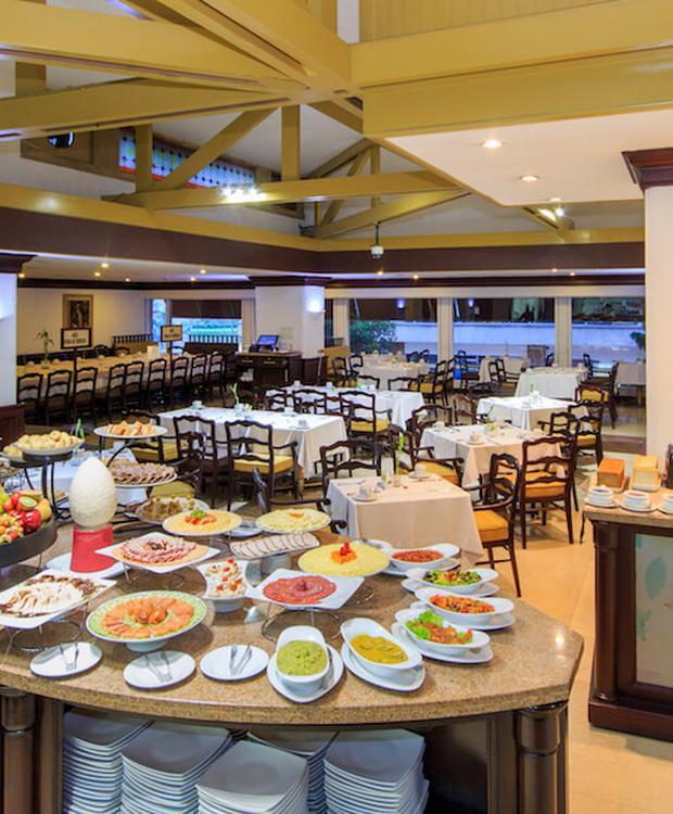 Buffet breakfast Tequendama Hotel Bogota