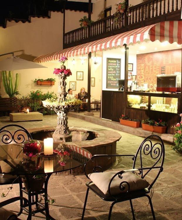Terraza Yucay Sonesta Hotel Posadas del Inca Yucay Yucay, Peru