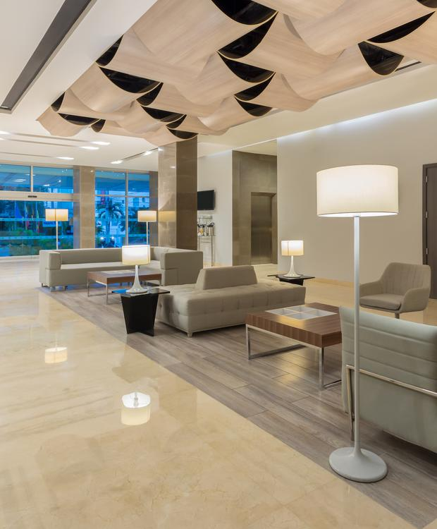 Lobby Hotel Four Points By Sheraton Barranquilla Barranquilla