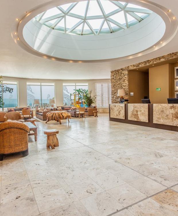 Reception Relax Corales de Indias Hotel GHL Cartagena de Indias