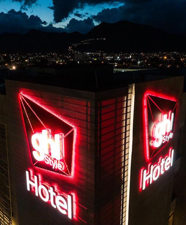 Facade GHL Style Hotel Yopal Yopal