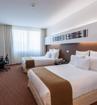 Twin room - 2 double beds sonesta hotel valledupar