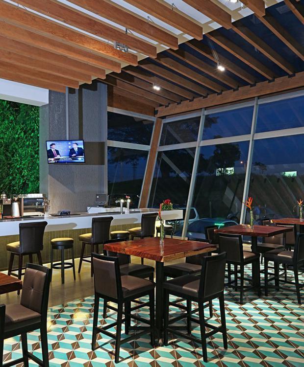 Bar Ivory Sheraton San José Hotel San José