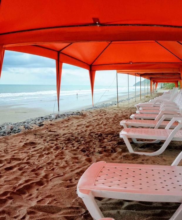 Playa Tonsupa Ecuador GHL Relax Hotel Makana Resort Tonsupa