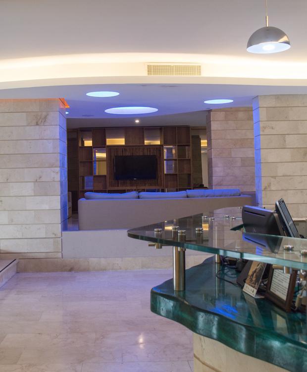 Lobby Relax Costa Azul Hotel GHL Santa Marta