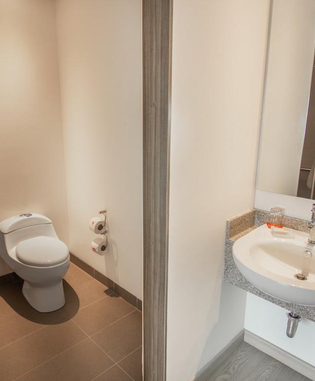 Bathroom GHL Style Hotel Yopal Yopal