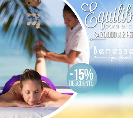 BALANCE FOR THE BODY PLAN Hotel Four Points By Sheraton Barranquilla Barranquilla