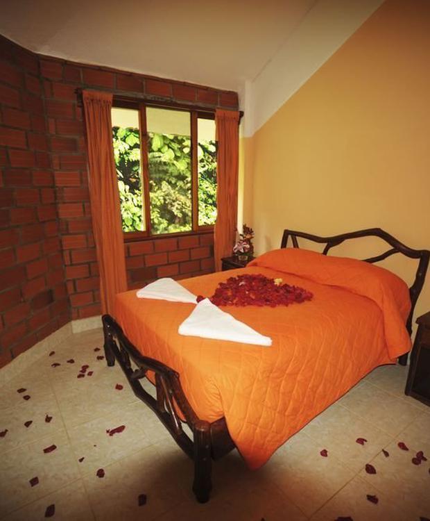 Room Orkidea Orkidea Lodge Puyo