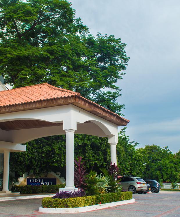 Facade Relax Costa Azul Hotel GHL Santa Marta