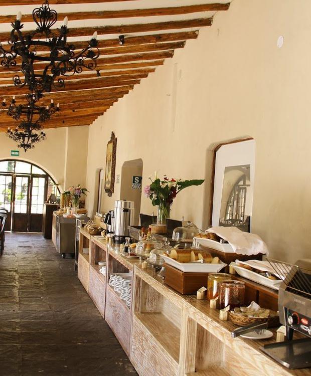 Comedor Yucay Sonesta Hotel Posadas del Inca Yucay Yucay, Peru