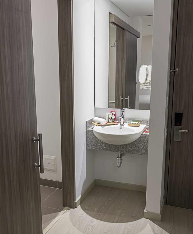 Baños Habitaciones Handicap GHL Style Hotel Yopal Yopal