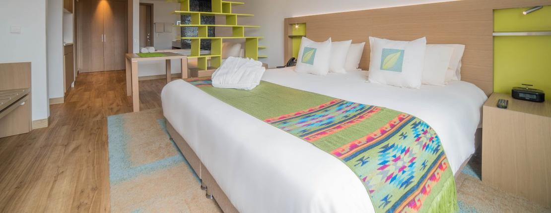 Accommodation biohotel organic suites bogota