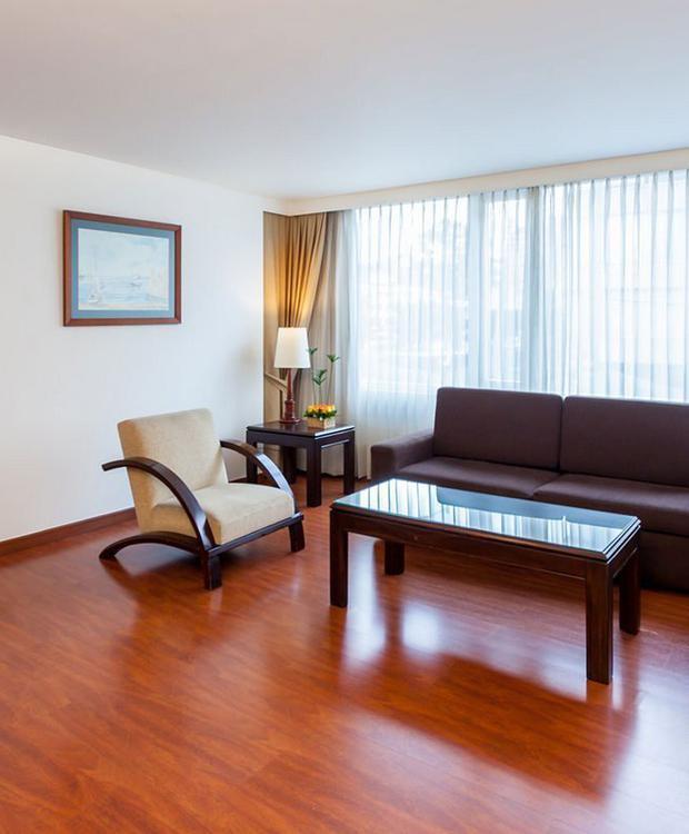 Double Room GHL Style Hotel Belvedere Bogotá