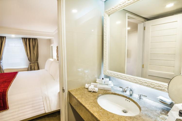Bathroom suite ghl hotel hamilton hotel ghl collection hamilton bogota